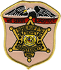 Image of the sheriff's badge